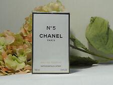 Chanel N•5 Eau De Parfum Spray 3.4 OZ(100ML) NEW IN BOX SEALED 100% AUTHENTIC