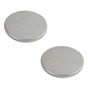 2 PACK NEW Battery Coin Cell Button Watch Calculator 3V CR2025 CR 2025 US Seller