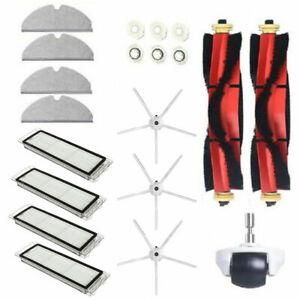 20PCS For Xiaomi Roborock S6 S60 S65 S5 MAX T6 Vacuum Cleaner Accessories Tool