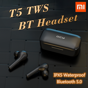 Xiaomi-QCY-T5-BT5-0-Earbuds-TWS-Wireless-Earphone-IPX5-Waterproof-Touch-Headset