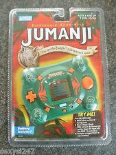JUMANJI  NEW OLD STOCK SEALED BLISTER PACK SCARCE HANDHELD RETRO GAME FROM 1996