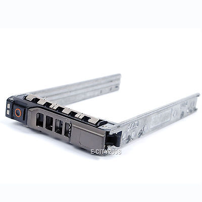 "3.5/"" Inch HDD Hard Drive Tray Caddy For Dell PowerEdge T620 Hot-Plug USA SHIP"