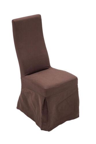 Esszimmerstuhl BORKUM mit Husse Küchenstuhl Stuhl Eiche Holz Polsterstuhl
