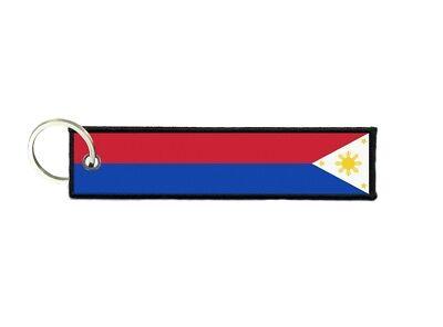 Schlüsselanhänger auto moto anhänger flagge fahne flaggen philippinen