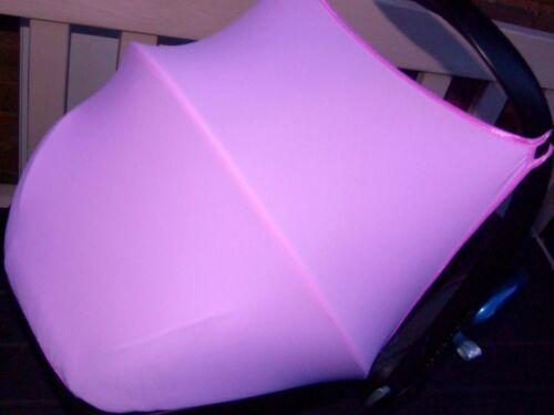 maxi cosi cabriofix pebble//universal car seat hood canopy sun shade many colours