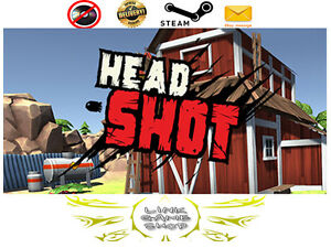 Head Shot PC Digital STEAM KEY - Region Free