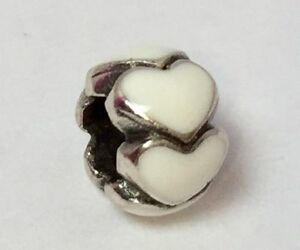 Brighton-Ring-of-Hearts-Mini-Bead-White-J9776A-New