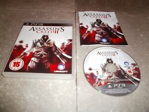 JEU-PS3-PAL-import-UK-ASSASSIN-039-S-CREED-II-Complet-TBE
