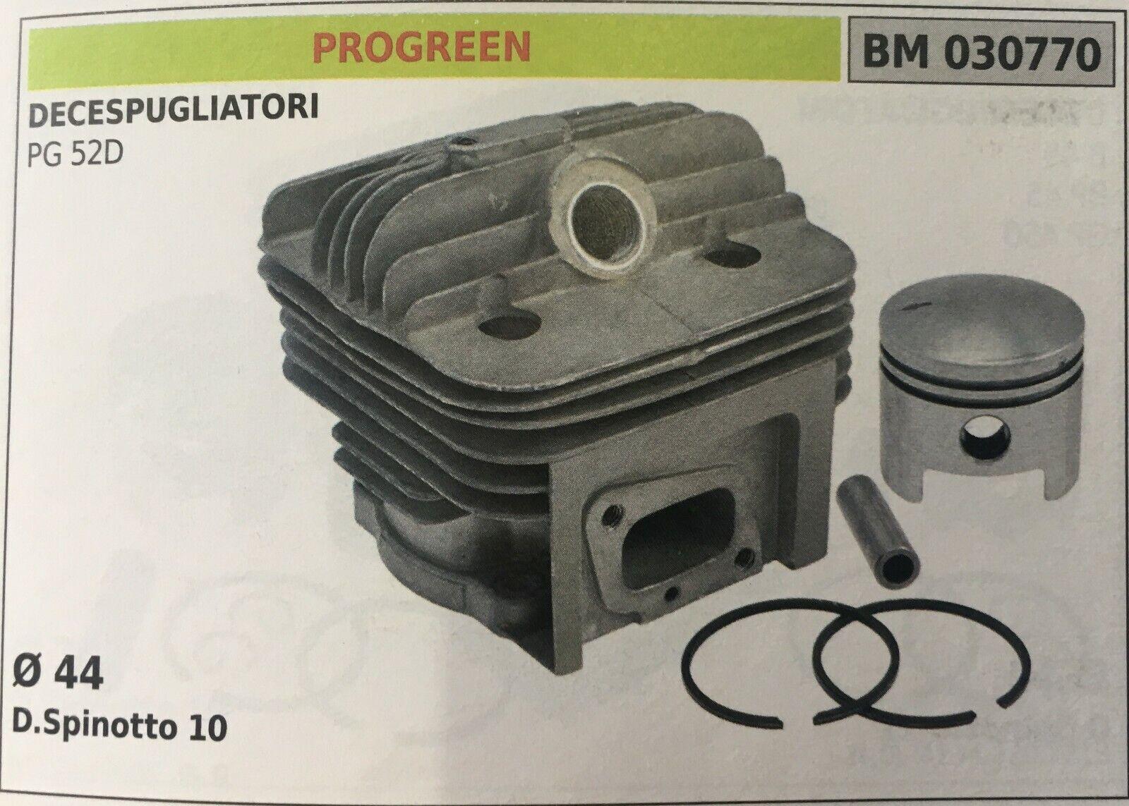 Cilindro Completo por Pistón y Segmentos Brumar BM030770 Proverde