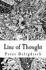 Line of Thought: An Art Collection by Peterdraws by Peter Deligdisch (Paperback / softback, 2013)