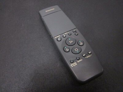 Panasonic VEQ2063 VCR Remote Control Controller  AG1330 AG1330P AG-1330 AG-1330P