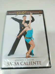 Apprendre-A-Danser-Hot-Sauce-Gold-Collection-DVD-Espagnol-Region-All-Neuf