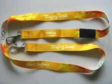 2008 BEIJING OLYMPICS OFFICIAL LANYARD **Free Shipping**