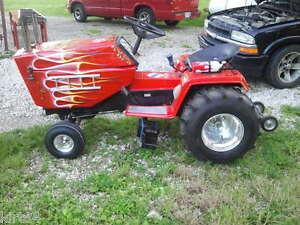 982 Ih Cub Cadet Stock 20hp Kohler Vtwin 5000rpm Motor Pulling Tractor Ebay