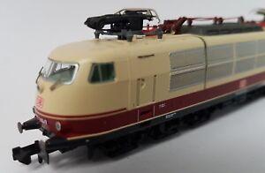 Fleischmann-737902-E-Lok-BR103-der-Bahn-AG-Neu-und-OVP-RAR