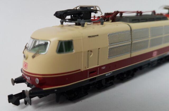 Fleischmann 737902 E-Lok BR103 der Bahn AG - Neu und OVP / RAR
