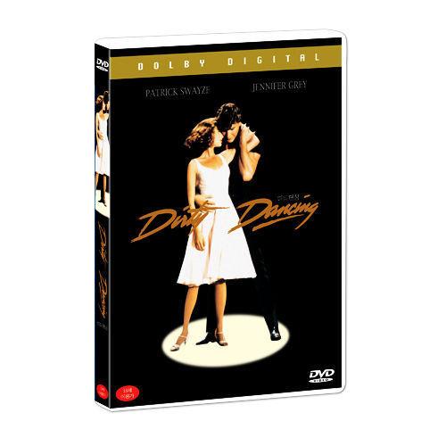 Dirty Dancing (1987) Patrick Swayze, Jennifer Grey DVD *NEW
