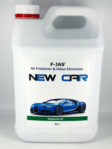 NEW-CAR-Air-Freshener-Odour-Eliminator-5L-Readymix-DOUBLE-STRENGTH