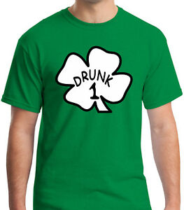 e8b306273 Drunk one and drunk Two Couple matching cute T-Shirts S-4XL St ...