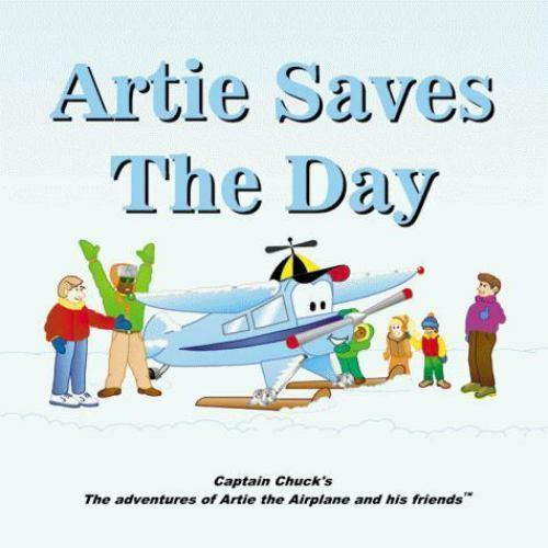 Artie Saves the Day by Chuck Harman