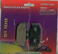 Sachs Disc Brake Pads Xtc Racing 125 2001 Rear (1 Set)