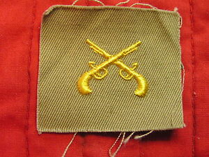 MILITARY-POLICE-OFFICER-KHAKI-BRANCH-INSIGNIA-SEW-ON