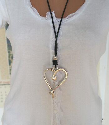 Bettelkette Statement Halskette Silber Schwarz Grau Collier Strass Ohrringe Mode