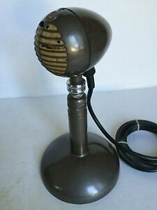 RCA-Vintage-Inductor-Type-Microphone-AT-EV-AKG-Altec-Shure-Mic