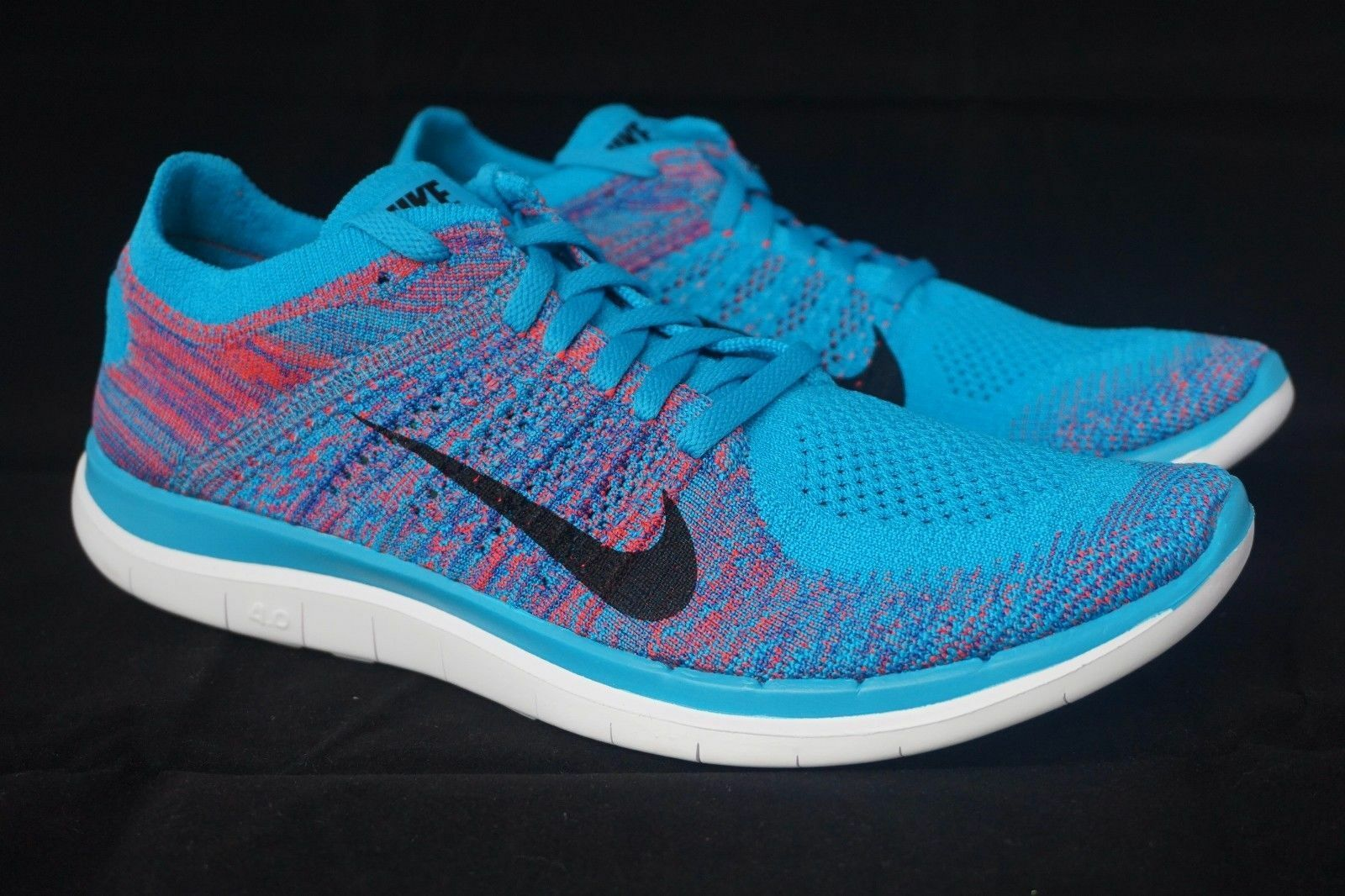 NIKE FREE 4.0 FLYKNIT MEN'S RUNNING SHOE SIZE 11 NEW  MSRP 631053 403