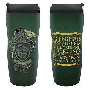 Borraccia thermos da viaggio Harry Potter Slytherin tumbler travel mug ABYstyle