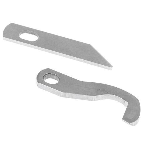 und Untermesser XB0563001 X776830 ht Overlock Blade für Brother 929D 1034D Ober