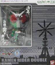 New Bandai Chibi-Arts KAMEN RIDER DOUBLE Cyclone Joker PAINTED