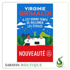 Details Sur Il Est Grand Temps De Rallumer Les Etoiles Livre Poche Cadeau Motivation Espoir