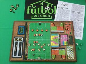 el-futbol-en-casa-all-wood-handcrafted-strategy-football-game