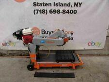 Norton Clipper Bbc547 Masonry Concrete Tile Block Paver Saw Honda Motor Great 2