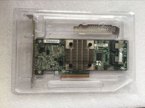 726907-B21 HP H240 12GB 2-PORT PCI-E 3.0 X8 SMART HBA 779134-001 726909-001