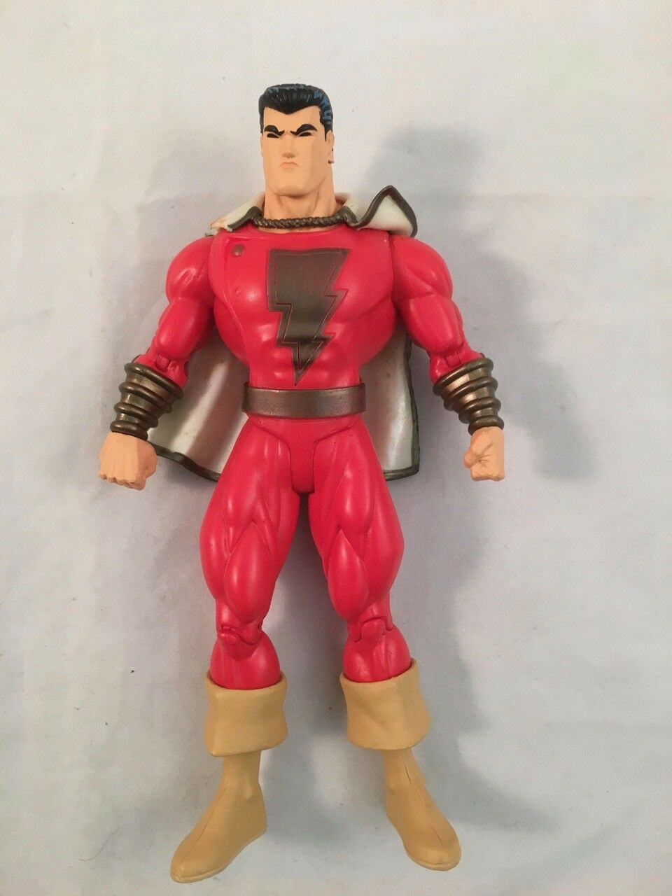 CAPTAIN MARVEL 6  action figure - very rare item