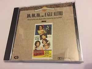 IO-IO-IO-E-GLI-ALTRI-Rustichelli-OOP-1965-CAM-Soundtrack-Score-OST-CD-EX
