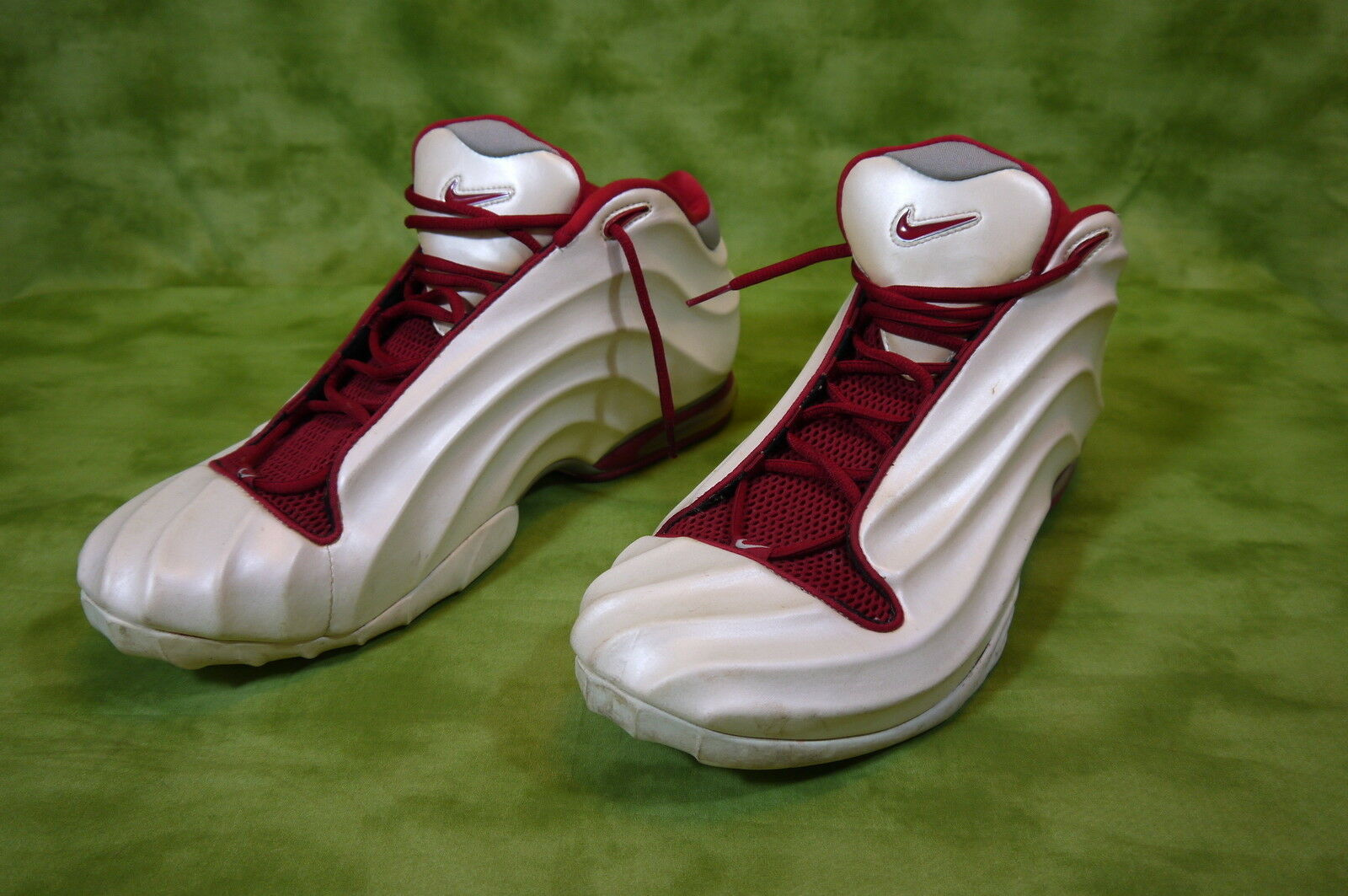 Nike shoes Basketball Air Signature Player Foamposite Men's 16