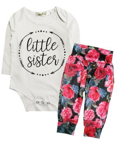 Little Miss Sassy Newborn Baby Girl Gift 100/% Cotton Sleepsuit Bodysuit Pyjama