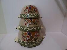 La Toscana by Pamela Gladding, Certified Int., Serving Bowls (3)   (S6