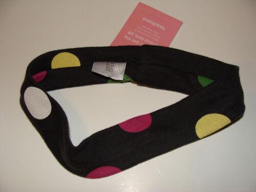 Gymboree Merry and Bright Headband Dot Hair Bows NEW