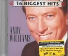 16 Biggest Hits 0074646356326 by Andy Williams CD