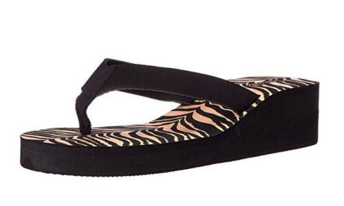 Flip Flops Women`S Fashion Flip Flops 11 Tiger Style Fashion Up Lady/'s Sunville.