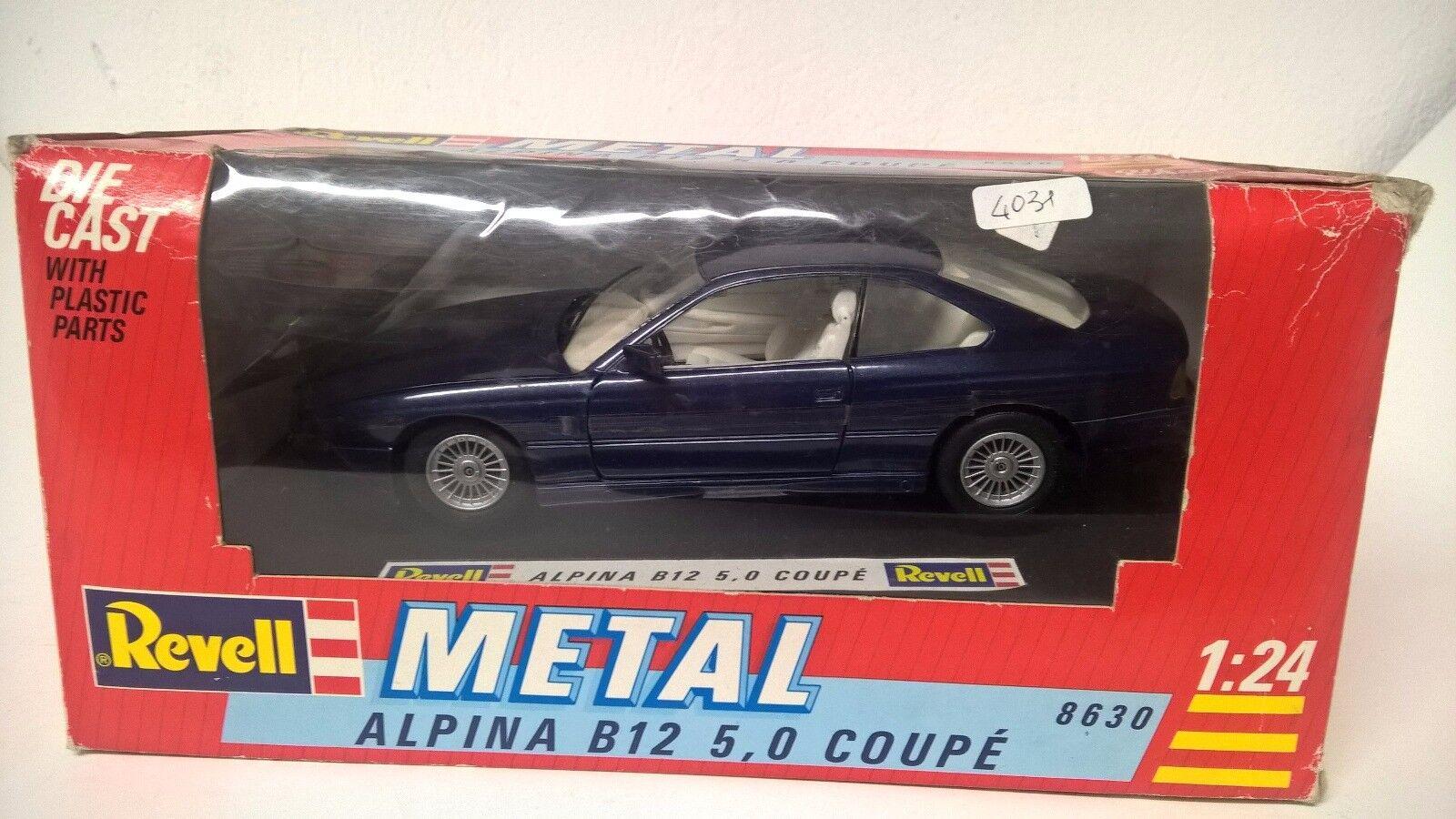 REVELL 1/24 1/25 BMW 850 ALPINA B12 5.0 BOX RARA