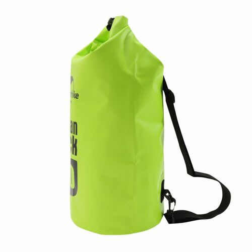 Heavy Duty 20L Dry Sack Bag Premium Compact Waterproof 500D Tarpaulin