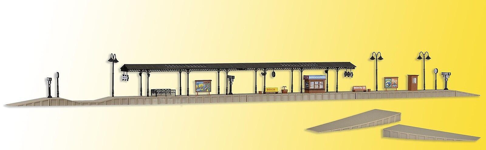 Vollmer Vollmer Vollmer H0 43559 - Bahnsteig Baden-Baden, erweiterungsfähig   Bausatz Neuware  | Die erste Reihe von umfassenden Spezifikationen für Kunden  c369cd