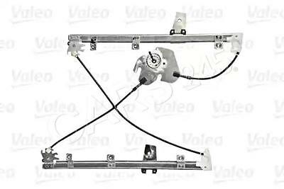 VALEO Power Window Regulator Lifter Front Left Fits HYUNDAI I30 2007-2012