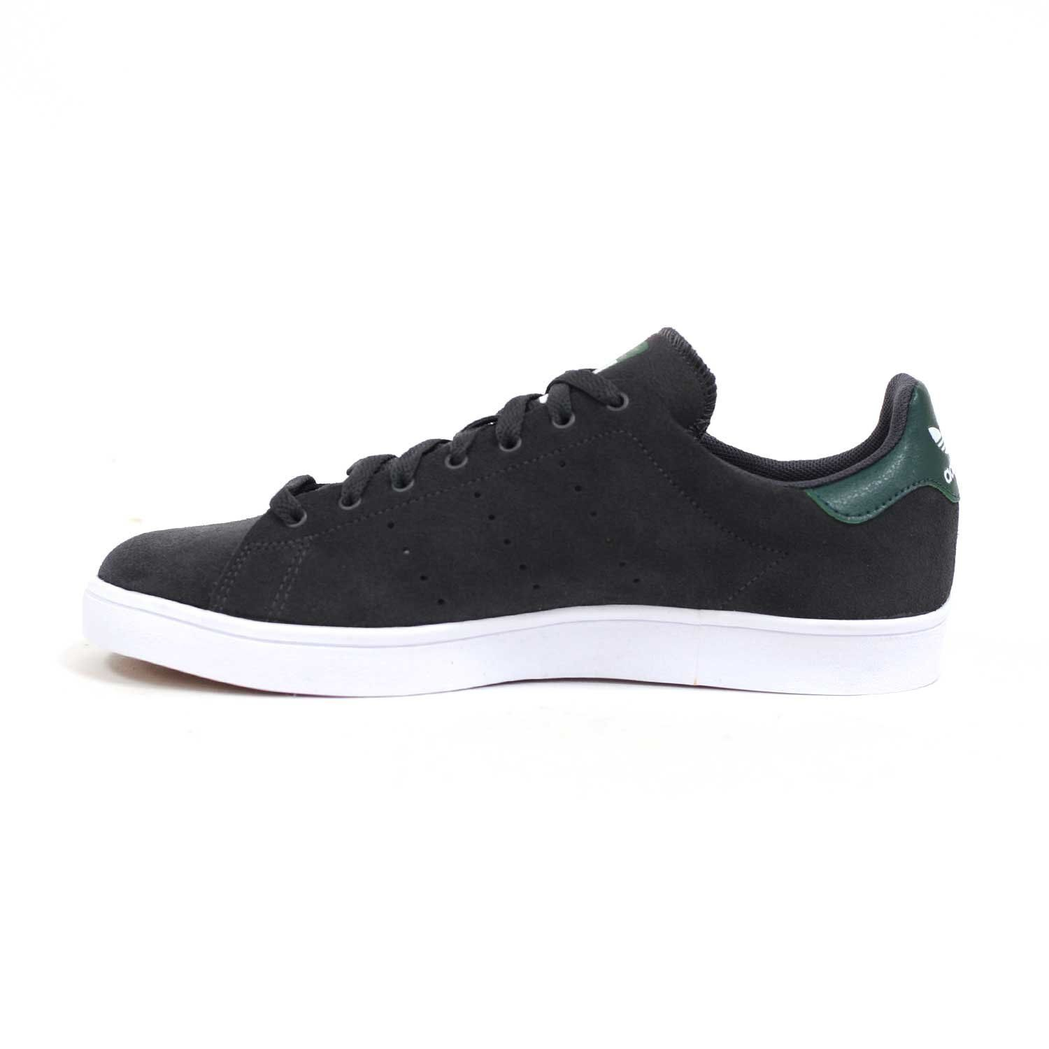 Adidas STAN SMITH VULC Dark Grey Forest Night White C75191 (314) Men's shoes