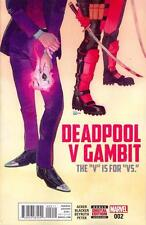 Deadpool vs Gambit #2 (of 5)   NEW!!!